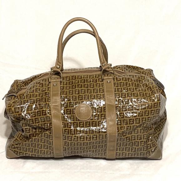 Fendi Handbags - Fendi Duffel Bag